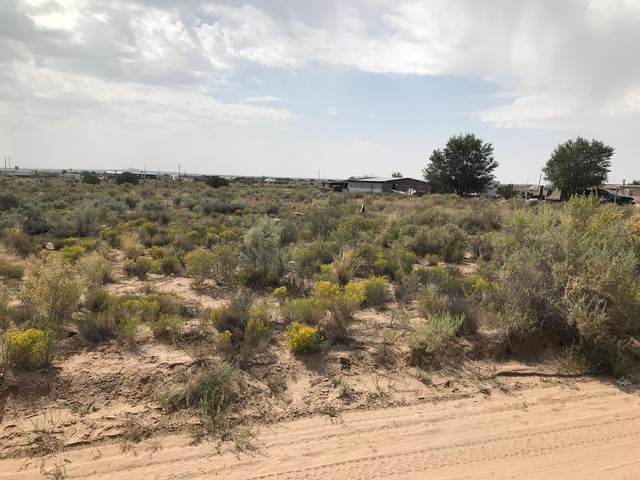 1606 2nd Avenue NW, Rio Rancho, NM 87124 (MLS #977920) :: Campbell & Campbell Real Estate Services
