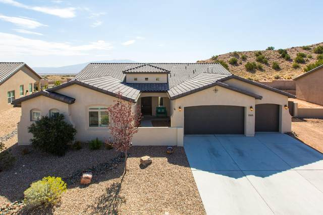 5505 Pikes Peak Loop NE, Rio Rancho, NM 87144 (MLS #977928) :: The Bigelow Team / Red Fox Realty