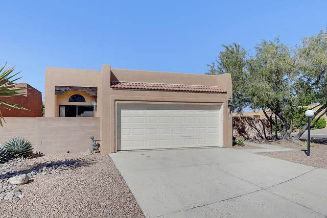2101 Navajo Willow Drive NE, Albuquerque, NM 87122 (MLS #977962) :: Berkshire Hathaway HomeServices Santa Fe Real Estate
