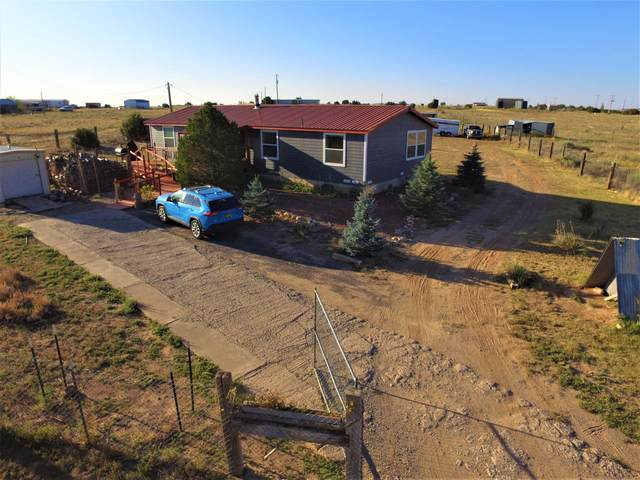 3 Chavez Road, Moriarty, NM 87035 (MLS #977975) :: Campbell & Campbell Real Estate Services