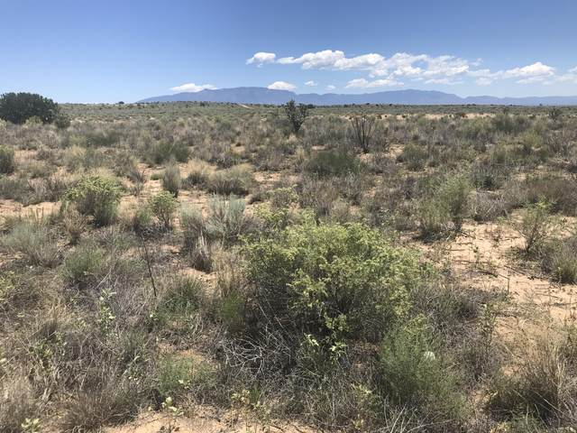 Lot 14 1408 Bernice Road NE, Rio Rancho, NM 87144 (MLS #977985) :: Keller Williams Realty