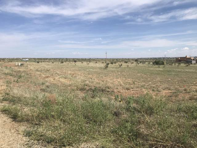 Lot 58 Indian Hills Road, Moriarty, NM 87035 (MLS #977997) :: The Bigelow Team / Red Fox Realty