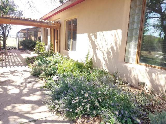 180 W Canta Ranas Road, Mountainair, NM 87036 (MLS #978006) :: Campbell & Campbell Real Estate Services