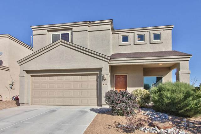 630 Primrose Avenue SW, Los Lunas, NM 87031 (MLS #978037) :: Berkshire Hathaway HomeServices Santa Fe Real Estate