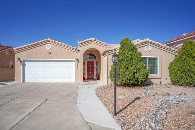13105 Calle Azul SE, Albuquerque, NM 87123 (MLS #978062) :: Campbell & Campbell Real Estate Services