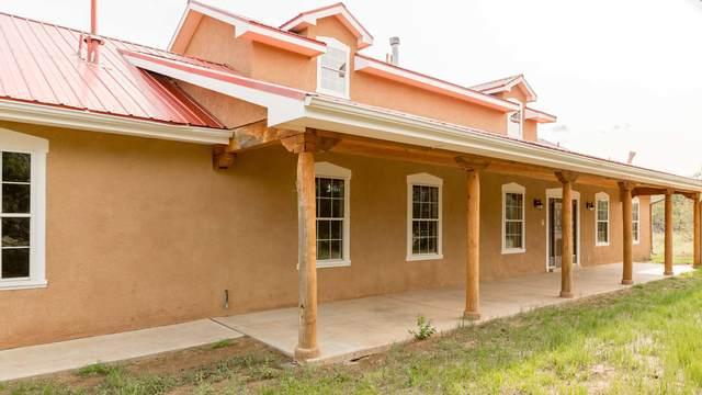 15 Venado Loop, Edgewood, NM 87015 (MLS #978063) :: Campbell & Campbell Real Estate Services