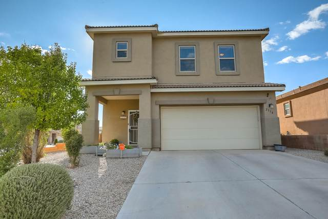 2338 Margarita Drive SE, Rio Rancho, NM 87124 (MLS #978066) :: Campbell & Campbell Real Estate Services
