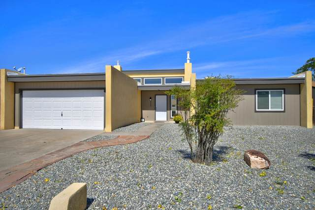 5309 S Calle Serena NW, Albuquerque, NM 87120 (MLS #978071) :: Campbell & Campbell Real Estate Services