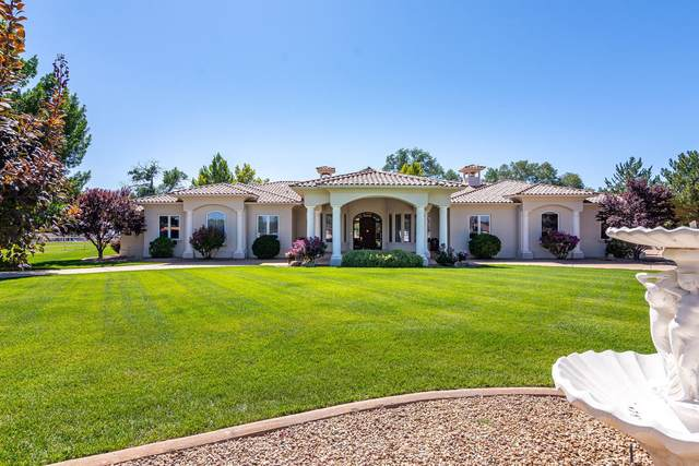 610 Paseo Del Bosque NW, Albuquerque, NM 87114 (MLS #978079) :: The Bigelow Team / Red Fox Realty