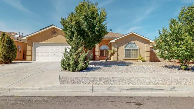 6827 Deerbourne Road NW, Albuquerque, NM 87114 (MLS #978092) :: Campbell & Campbell Real Estate Services