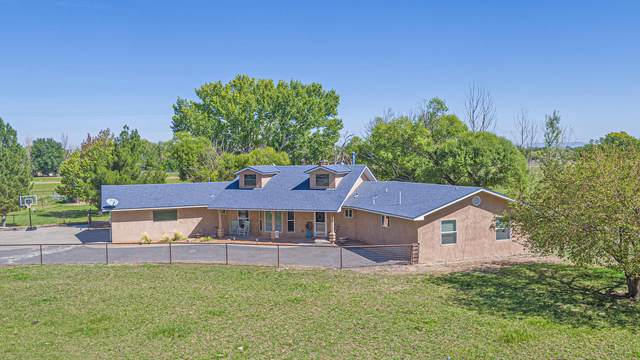 30 Ventura Road, Belen, NM 87002 (MLS #978094) :: Campbell & Campbell Real Estate Services