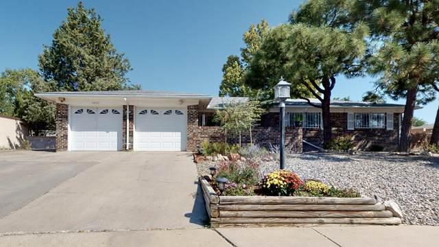 3800 Pennsylvania Street NE, Albuquerque, NM 87110 (MLS #978109) :: Campbell & Campbell Real Estate Services