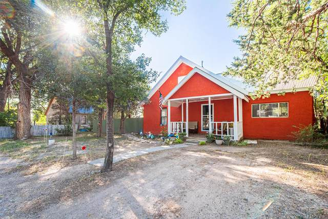 602 W Highland Avenue, Estancia, NM 87016 (MLS #978141) :: Campbell & Campbell Real Estate Services