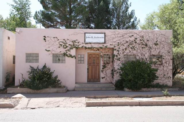 202 Garfield Avenue, Socorro, NM 87801 (MLS #978194) :: Campbell & Campbell Real Estate Services