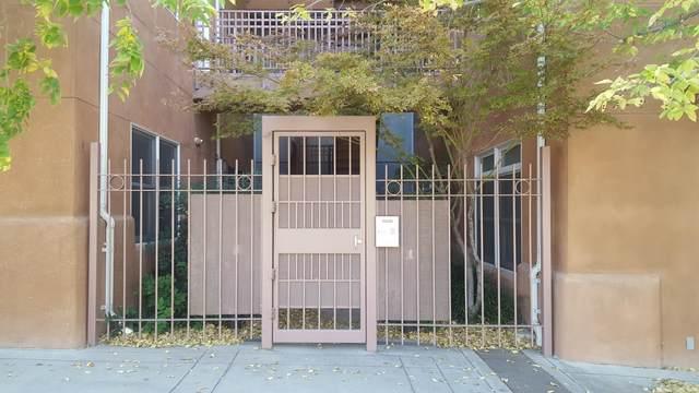 400 Copper Avenue NE #203, Albuquerque, NM 87102 (MLS #978278) :: Campbell & Campbell Real Estate Services