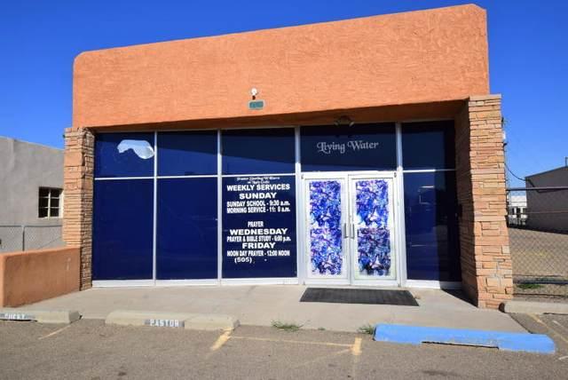 209 N 7th Street, Belen, NM 87002 (MLS #978297) :: Berkshire Hathaway HomeServices Santa Fe Real Estate