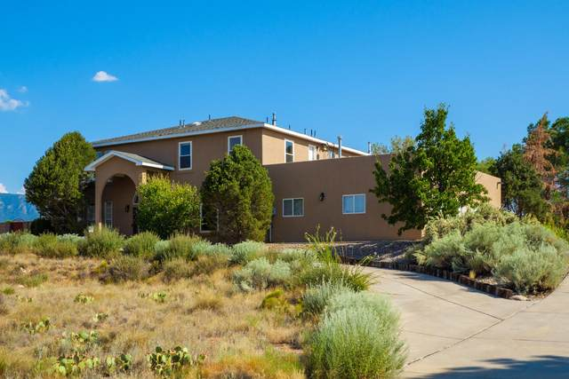 9250 Florence Avenue NE, Albuquerque, NM 87122 (MLS #978350) :: The Bigelow Team / Red Fox Realty