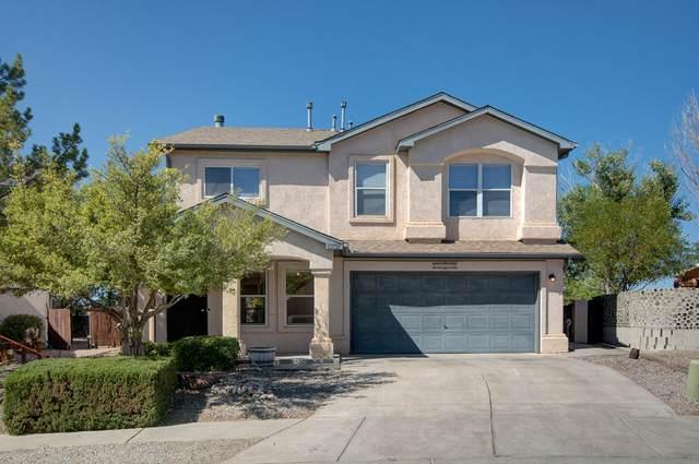 10759 Del Sol Park Drive NW, Albuquerque, NM 87114 (MLS #978412) :: Berkshire Hathaway HomeServices Santa Fe Real Estate