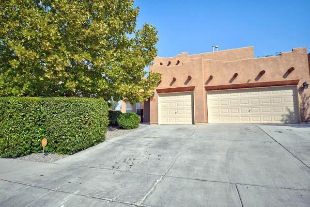 2005 Via Sonata Road SE, Rio Rancho, NM 87124 (MLS #978471) :: The Bigelow Team / Red Fox Realty