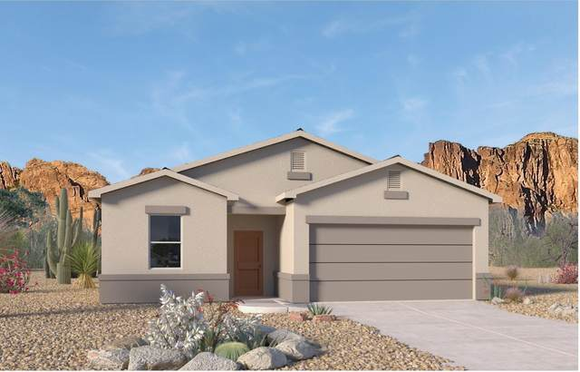 1810 Goldenflare Loop NE, Rio Rancho, NM 87144 (MLS #978495) :: The Bigelow Team / Red Fox Realty