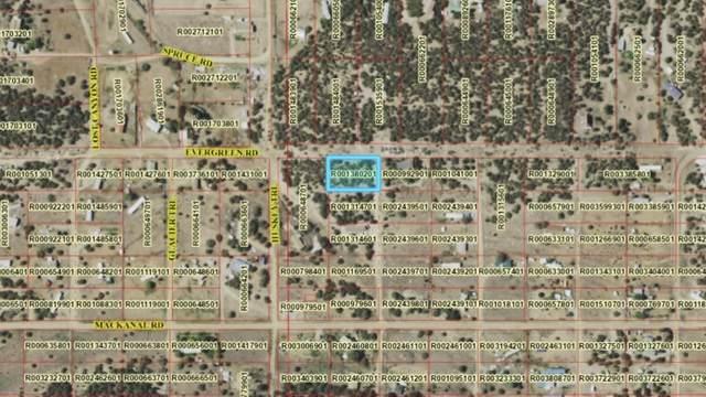 Pine Jay Road, Edgewood, NM 87015 (MLS #978527) :: The Buchman Group