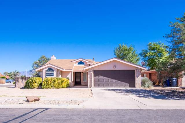 6308 Lamy Street NW, Albuquerque, NM 87120 (MLS #978559) :: The Bigelow Team / Red Fox Realty