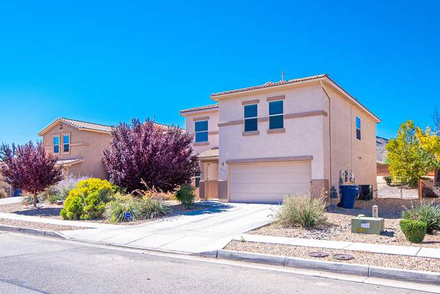 661 Creekside Avenue SW, Los Lunas, NM 87031 (MLS #978561) :: The Bigelow Team / Red Fox Realty