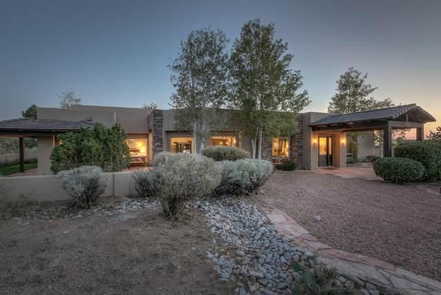 12400 Anaheim Avenue NE, Albuquerque, NM 87122 (MLS #978571) :: The Bigelow Team / Red Fox Realty