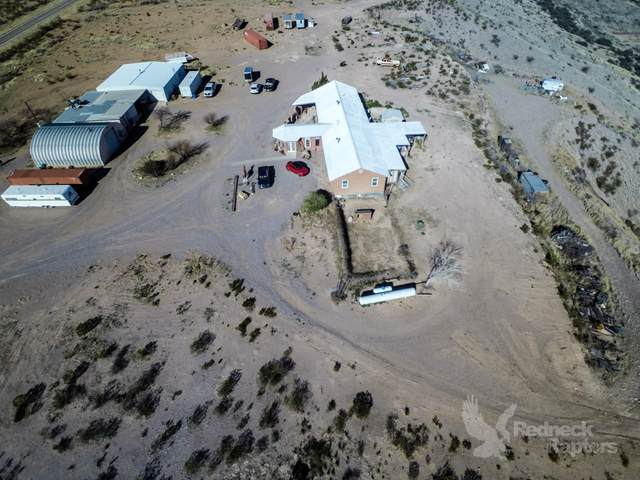 12124 Highway 152, Caballo, NM 87931 (MLS #978613) :: The Buchman Group