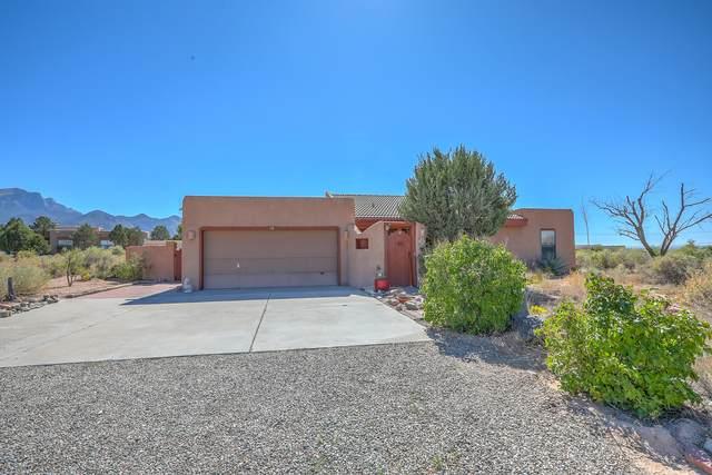 40 Placitas Trails Road, Placitas, NM 87043 (MLS #978631) :: Berkshire Hathaway HomeServices Santa Fe Real Estate