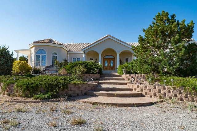 51 Catalpa Canyon Road, Gallup, NM 87301 (MLS #978682) :: Campbell & Campbell Real Estate Services