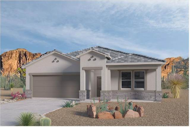 1913 Hubbard Street SE, Albuquerque, NM 87123 (MLS #978763) :: Berkshire Hathaway HomeServices Santa Fe Real Estate