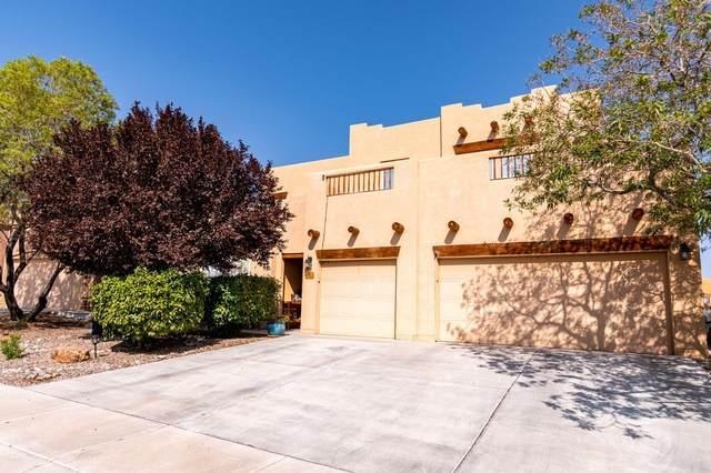 1705 Caramesa Court SE, Rio Rancho, NM 87124 (MLS #978781) :: The Bigelow Team / Red Fox Realty
