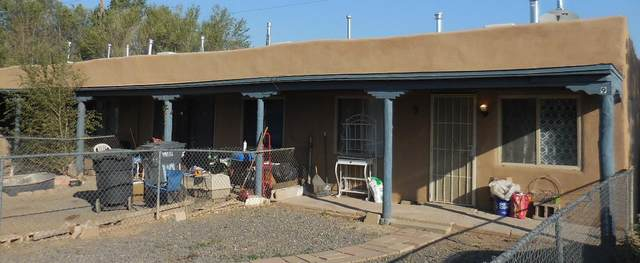 645 Valley High Avenue SE, Albuquerque, NM 87105 (MLS #978848) :: Berkshire Hathaway HomeServices Santa Fe Real Estate