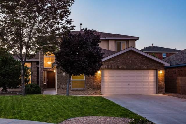 2745 Corte De La Villa SE, Rio Rancho, NM 87124 (MLS #978854) :: The Bigelow Team / Red Fox Realty