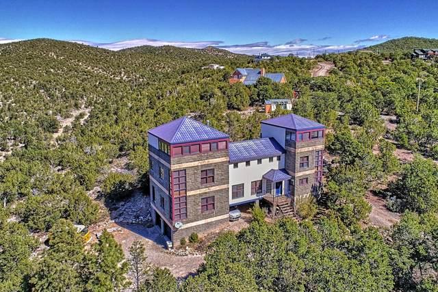 5 Dalton Trail, Sandia Park, NM 87047 (MLS #978886) :: The Bigelow Team / Red Fox Realty