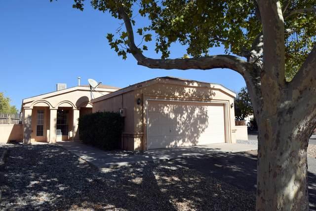 1356 Rebecca Road NE, Rio Rancho, NM 87144 (MLS #978929) :: The Buchman Group