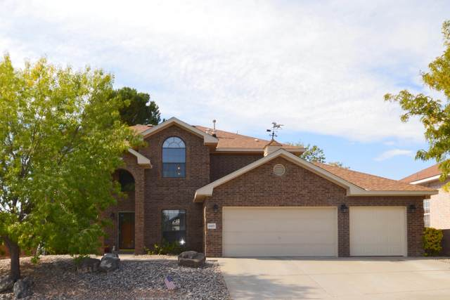 8409 Vista Verde Place NW, Albuquerque, NM 87120 (MLS #978930) :: The Bigelow Team / Red Fox Realty
