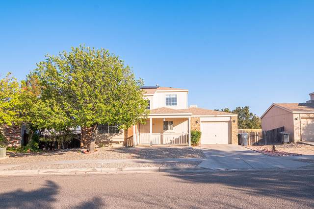 1886 Raspberry Drive NE, Rio Rancho, NM 87124 (MLS #978935) :: Berkshire Hathaway HomeServices Santa Fe Real Estate