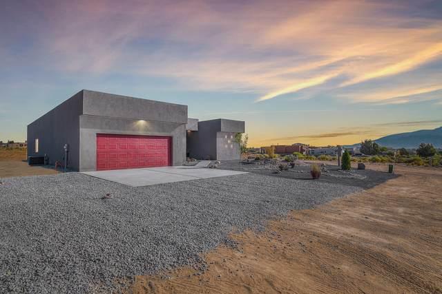 1593 16th Avenue SE, Rio Rancho, NM 87124 (MLS #978946) :: The Bigelow Team / Red Fox Realty