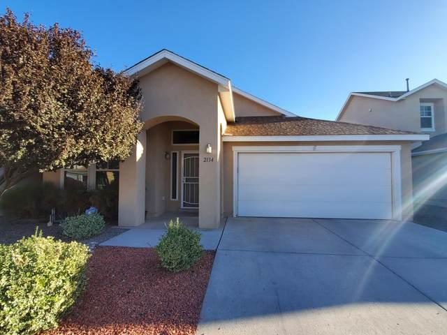 2134 Coba Road SE, Rio Rancho, NM 87124 (MLS #978979) :: The Bigelow Team / Red Fox Realty