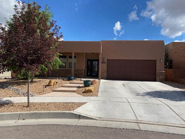 6352 Comfrey Road NW, Albuquerque, NM 87120 (MLS #979027) :: The Bigelow Team / Red Fox Realty