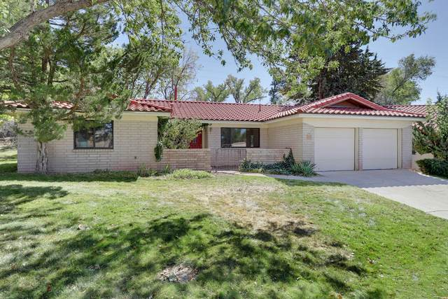 716 Fennel Court SE, Albuquerque, NM 87123 (MLS #979079) :: The Bigelow Team / Red Fox Realty