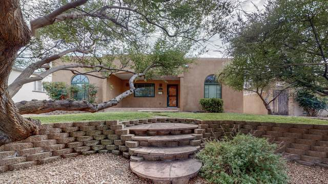 2924 Santa Monica Avenue SE, Albuquerque, NM 87106 (MLS #979096) :: Campbell & Campbell Real Estate Services