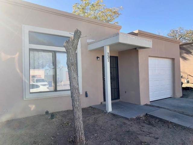 231 Merlida Court SW, Albuquerque, NM 87121 (MLS #979112) :: The Bigelow Team / Red Fox Realty