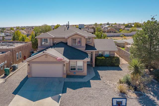 7236 Assisi Hills Road NE, Rio Rancho, NM 87144 (MLS #979119) :: The Bigelow Team / Red Fox Realty