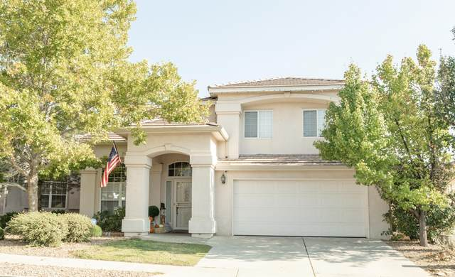 12512 Mountain Ridge Place NE, Albuquerque, NM 87112 (MLS #979125) :: The Bigelow Team / Red Fox Realty