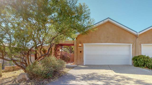 3705 Otra Vez Court NW, Albuquerque, NM 87107 (MLS #979172) :: The Buchman Group
