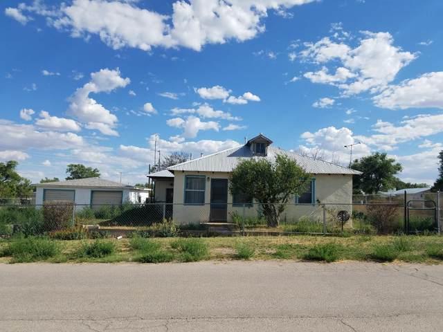 508 Third Street, Mountainair, NM 87036 (MLS #979183) :: The Bigelow Team / Red Fox Realty