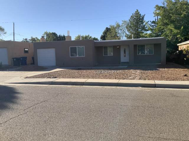 9324 Euclid Avenue NE, Albuquerque, NM 87112 (MLS #979220) :: Campbell & Campbell Real Estate Services